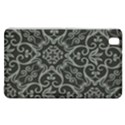 Flower Batik Gray Samsung Galaxy Tab Pro 8.4 Hardshell Case View1