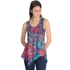 Madura Batik Sleeveless Tunic