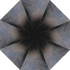 black to gray fade Hook Handle Umbrella (Medium)