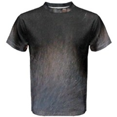 black to gray fade Men s Cotton Tee