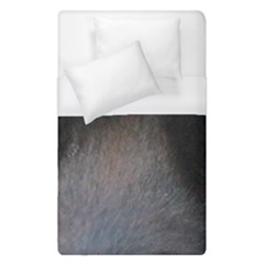 black to gray fade Duvet Cover (Single Size)