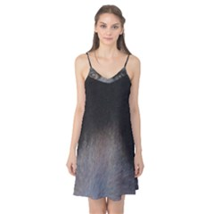 black to gray fade Camis Nightgown