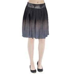 Newfoundland Black Eyes Pleated Skirt