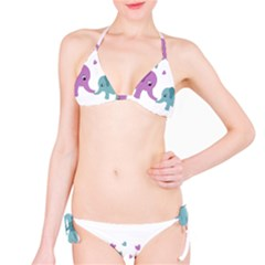Elephant love Bikini Set