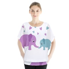 Elephant love Blouse