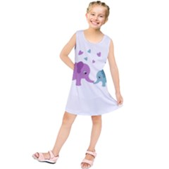 Elephant love Kids  Tunic Dress