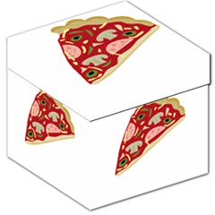 Pizza slice Storage Stool 12
