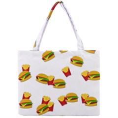Hamburgers and french fries  Mini Tote Bag
