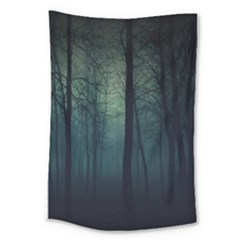 Dark Forest Large Tapestry