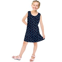 BRK2 BK-TQ MARBLE Kids  Tunic Dress