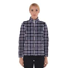 WOV1 BK-WH MARBLE Winterwear