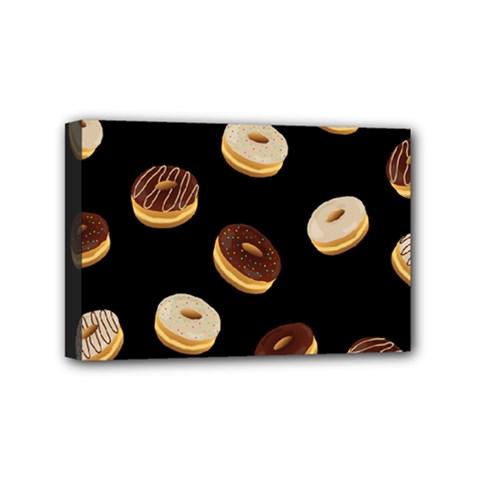 Donuts Mini Canvas 6  x 4