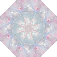 Pastel Crystal Folding Umbrellas