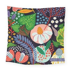 Japanese Inspired Square Tapestry (large)