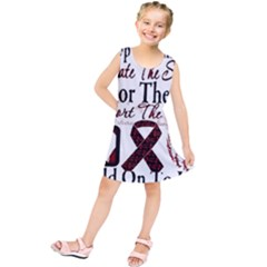 Sickle Cell is ME Kids  Tunic Dress