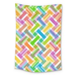 Abstract Pattern Colorful Wallpaper Large Tapestry