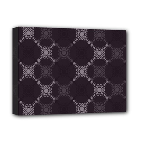 Abstract Seamless Pattern Deluxe Canvas 16  x 12