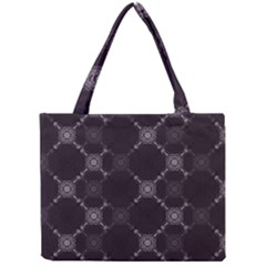 Abstract Seamless Pattern Mini Tote Bag