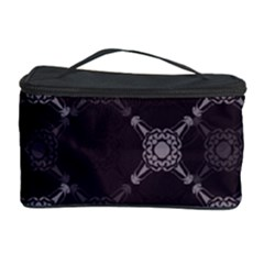 Abstract Seamless Pattern Cosmetic Storage Case