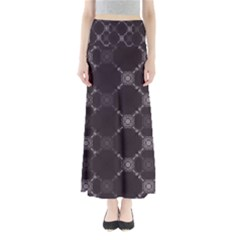 Abstract Seamless Pattern Maxi Skirts