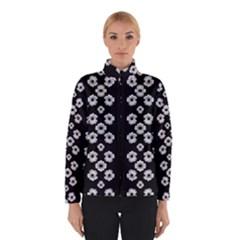 Dark Floral Winterwear