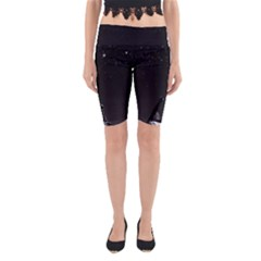 Frontline Midnight View Yoga Cropped Leggings