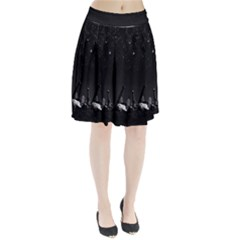 Frontline Midnight View Pleated Skirt