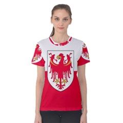 Flag of South Tyrol Women s Cotton Tee