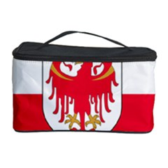 Flag of South Tyrol Cosmetic Storage Case
