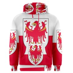 Flag of South Tyrol Men s Pullover Hoodie