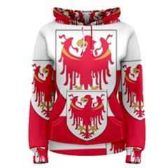 Flag Of South Tyrol Women s Pullover Hoodie