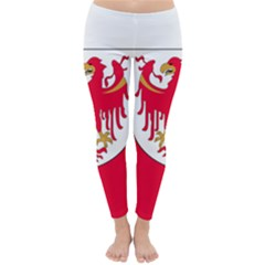 Flag of South Tyrol Classic Winter Leggings