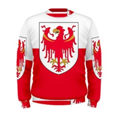 Flag of South Tyrol Men s Sweatshirt