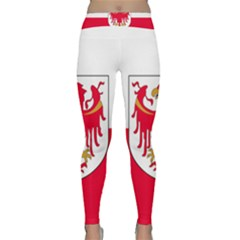 Flag of South Tyrol Classic Yoga Leggings