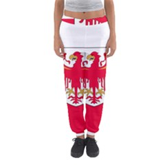Flag of South Tyrol Women s Jogger Sweatpants