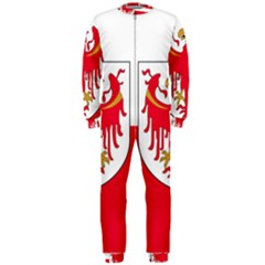 Flag of South Tyrol OnePiece Jumpsuit (Men)