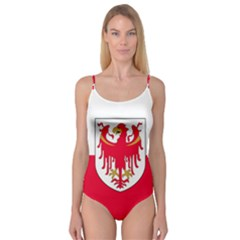 Flag of South Tyrol Camisole Leotard