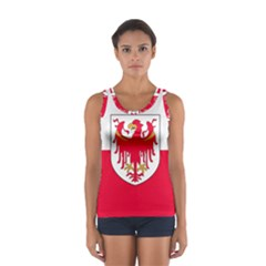 Flag of South Tyrol Women s Sport Tank Top