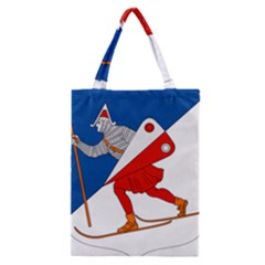 Lillehammer Coat of Arms  Classic Tote Bag