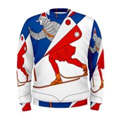 Lillehammer Coat of Arms  Men s Sweatshirt
