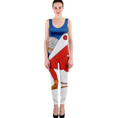 Lillehammer Coat of Arms  OnePiece Catsuit