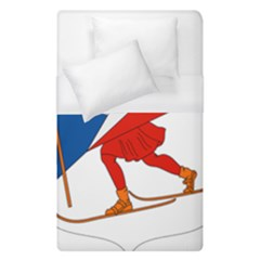 Lillehammer Coat of Arms  Duvet Cover (Single Size)