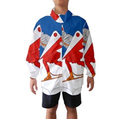 Lillehammer Coat of Arms  Wind Breaker (Kids)