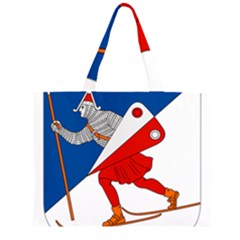 Lillehammer Coat of Arms  Large Tote Bag
