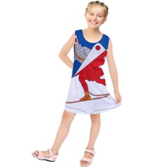Lillehammer Coat of Arms  Kids  Tunic Dress