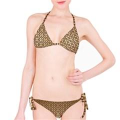 Background Seamless Repetition Bikini Set