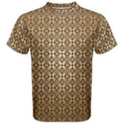 Background Seamless Repetition Men s Cotton Tee