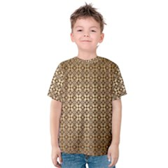 Background Seamless Repetition Kids  Cotton Tee