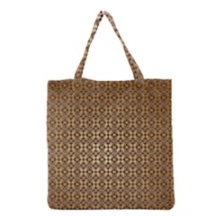 Background Seamless Repetition Grocery Tote Bag