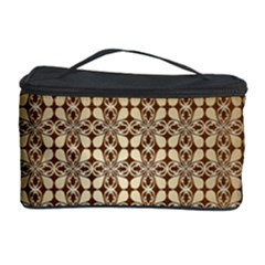 Background Seamless Repetition Cosmetic Storage Case